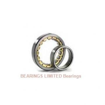 BEARINGS LIMITED 61806-2RS PRX  Single Row Ball Bearings